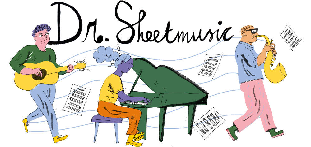 Dr. Sheet Music